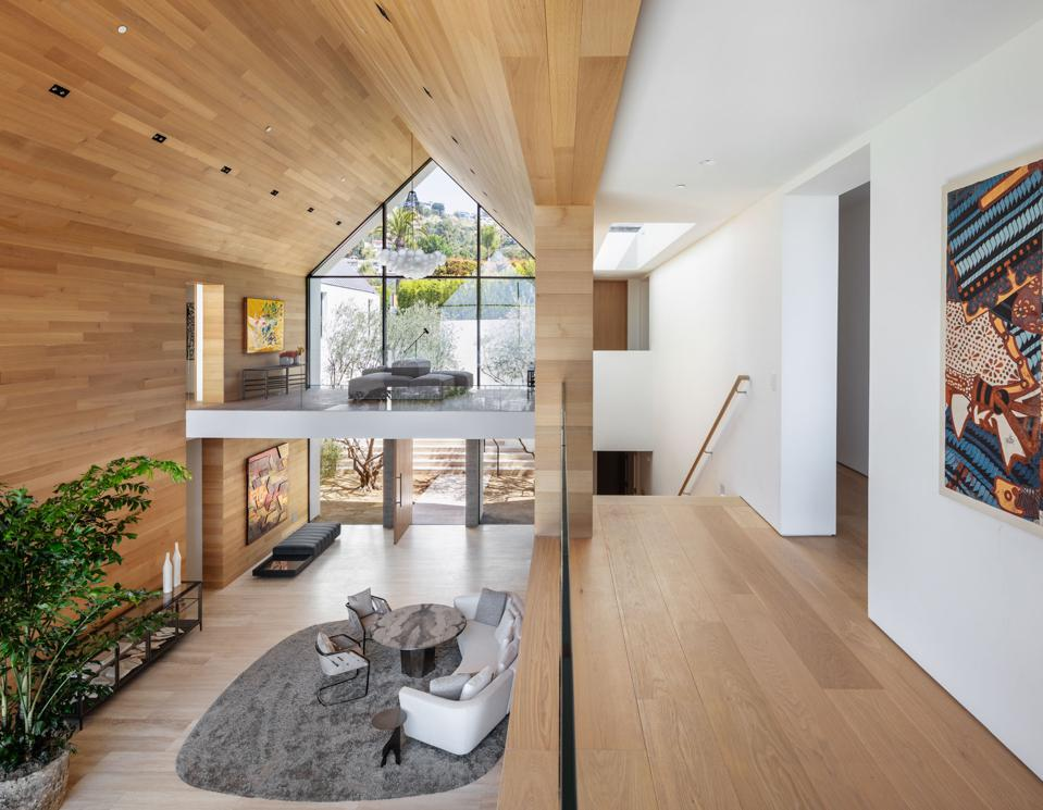 Forest Knoll, Los Angeles, Hollywood Hills, loft