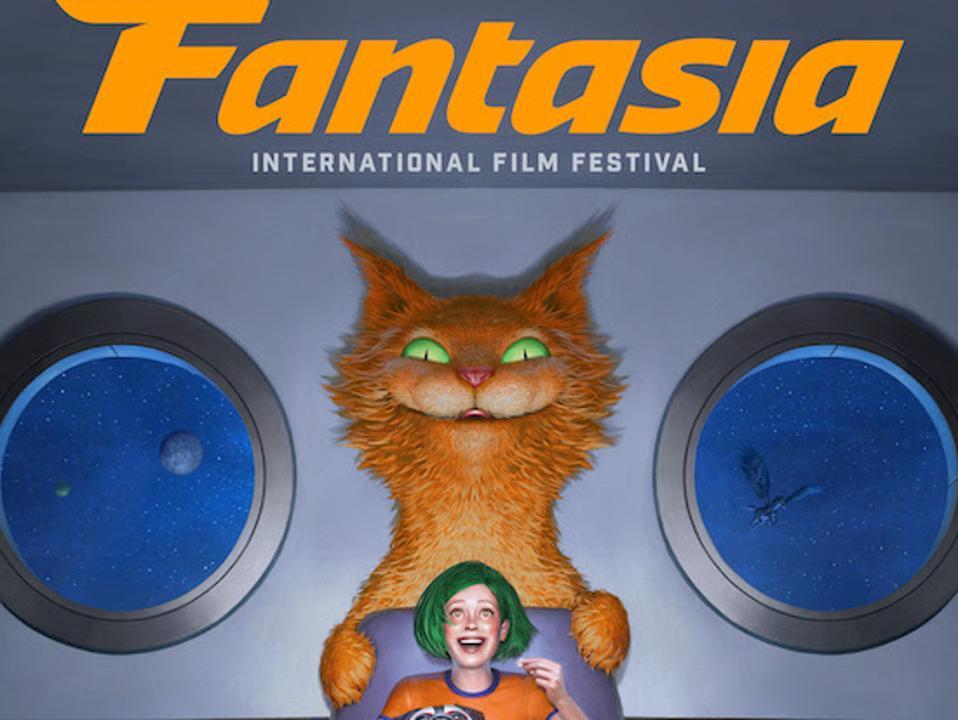 Poster for Fantasia Film Festival 2020