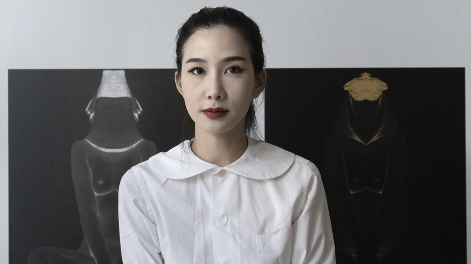 Digital arts business expert and curator Nalada Taechanarong