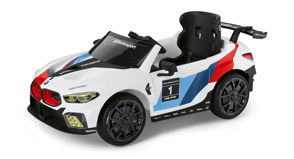 BMW Kids Collection M8 GTE ride-on joins the 2020 BMW Lifestyle collections