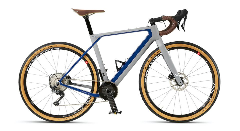 New to the BMW Lifestyle Collection is the 3T for BMW Gravelbikes
