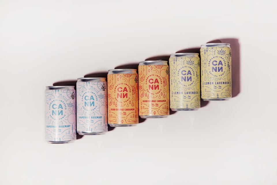 core line-up of CANN Social Tonics
