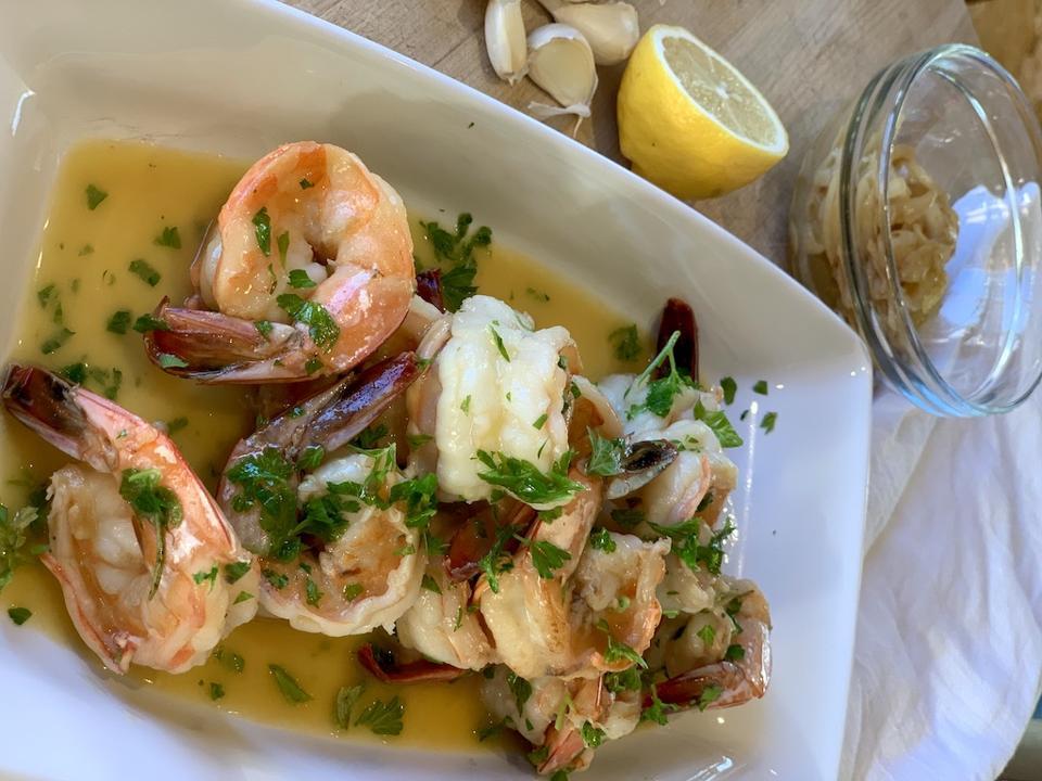 The Crab Place Premium Wild-Caught Gulf Shrimp