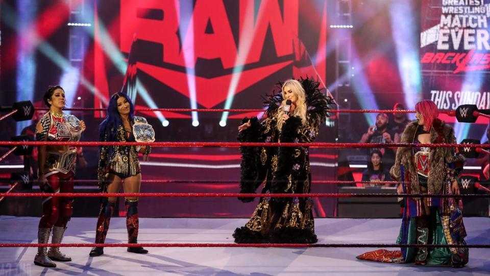 Reason Asuka Vs Sasha Banks Is Happening At WWE Extreme Rules 2020 2