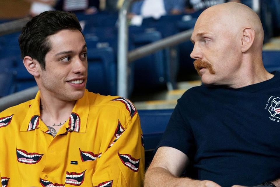 As 'The King Of Staten Island,' Pete Davidson Reigns In ...