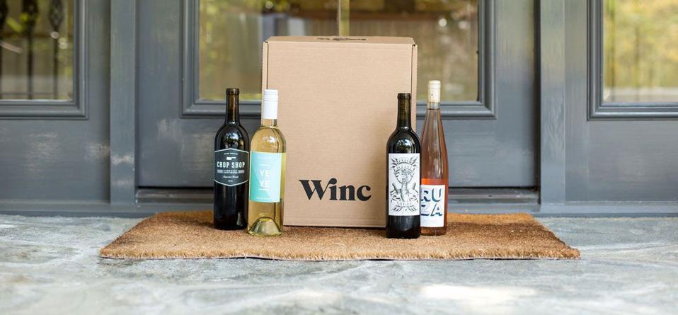 Winc gift box