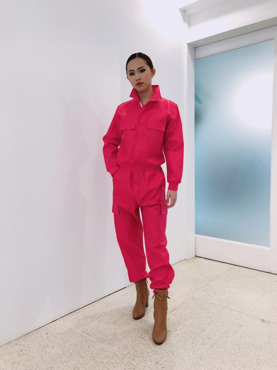 Philippine Designer Puey Quinones Pivots With A Digital Fashion Show And A Fashion For Protection Collection