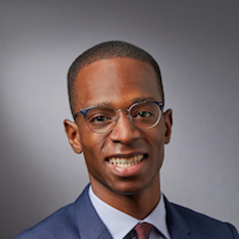 Headshot of Michael McClurkin, MD MPP.