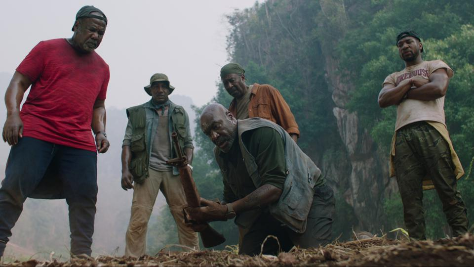 Review: Spike Lee's 'Da 5 Bloods' Is The Summer's Best Movie And ...