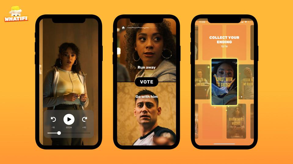 Users can vote on movie endings with new app.