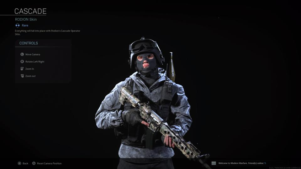 Call Of Duty Warzone Season 4 Battle Pass All The Operator Skins