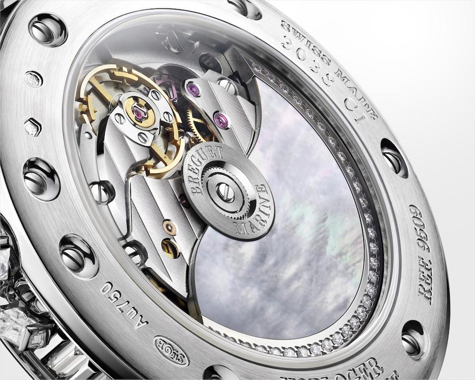 Breguet Marine High Jewelry Poseidonia watches