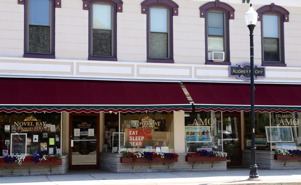 Main Street businesses have benefited from finance that came through the SBA and community banks