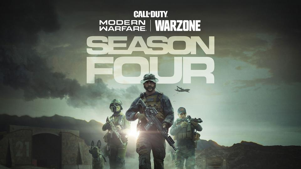 Call Of Duty Modern Warfare Season 4 Big Changes To Warzone