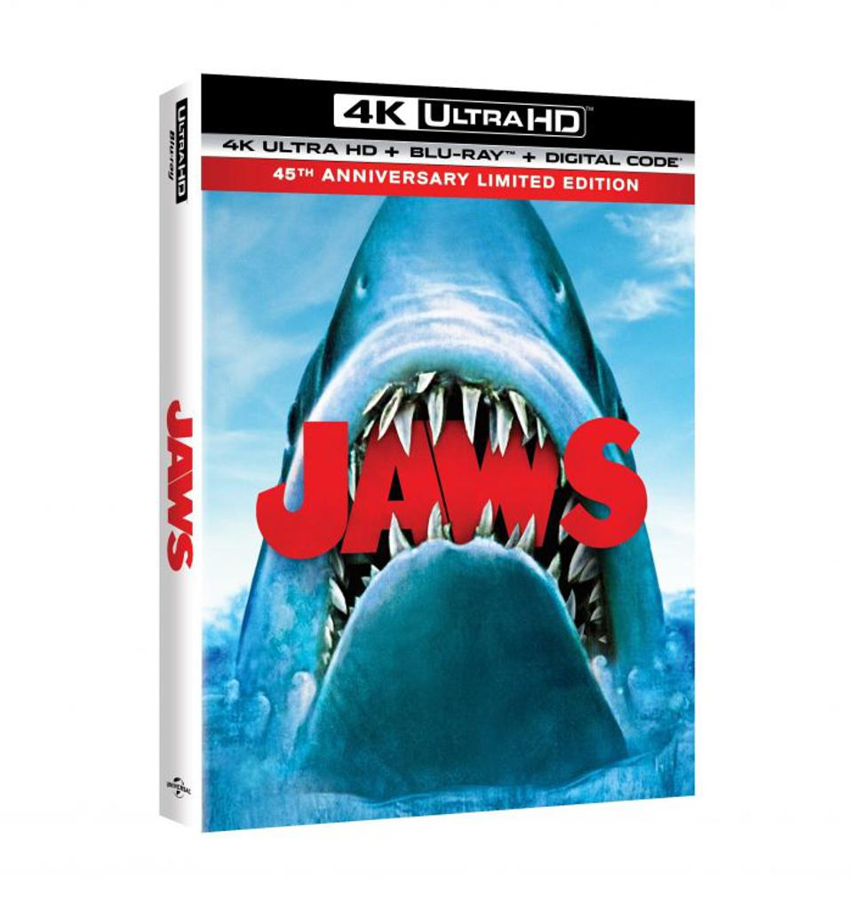 Limited Edition 4K UHD release of ″Jaws″