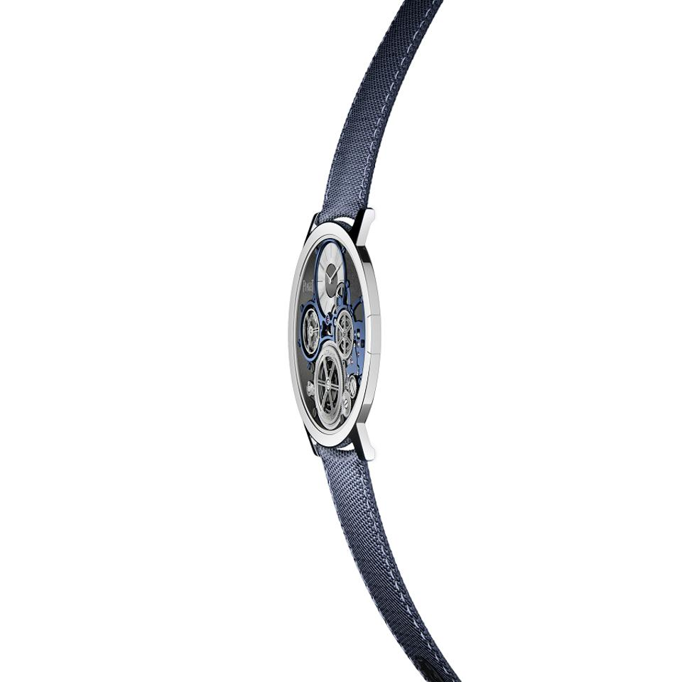 The Piaget Altiplano Ultimate Concept is just 2mm thick