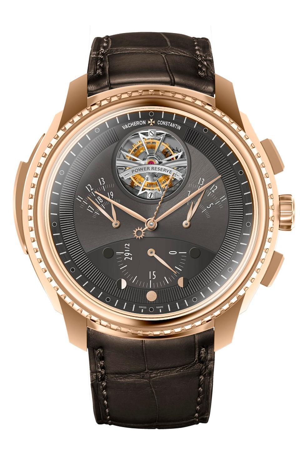 """Vacheron Constantin Les Cabinotiers Grand Complication Split-seconds chronograph – """"Tempo"""""""