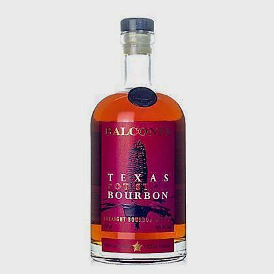 Balcones, Texas Pot Still Bourbon