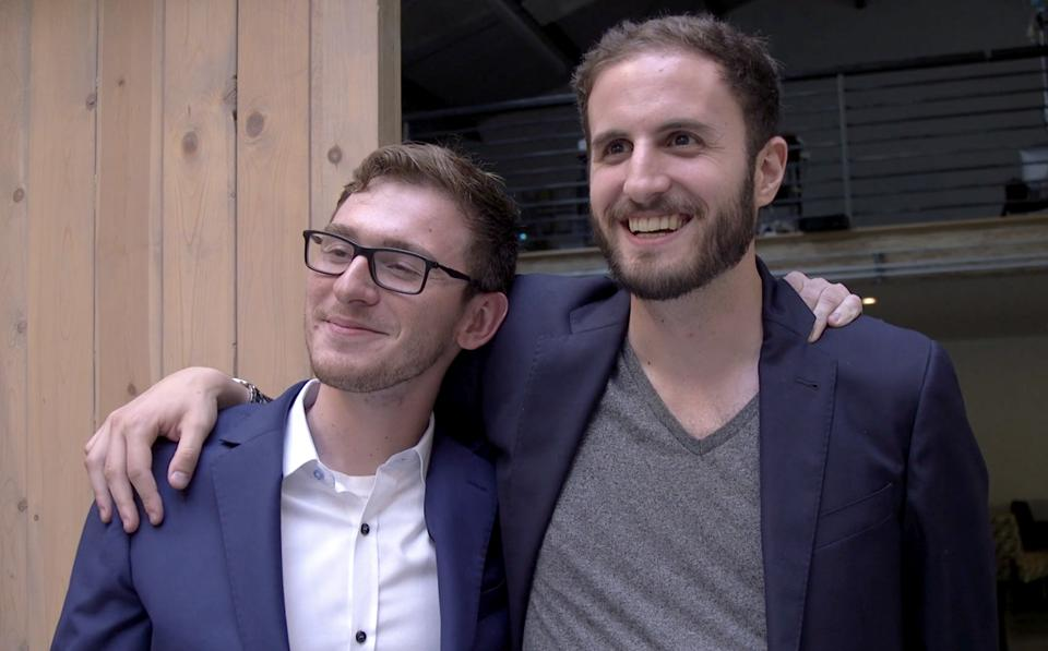 Finless Foods co-founders