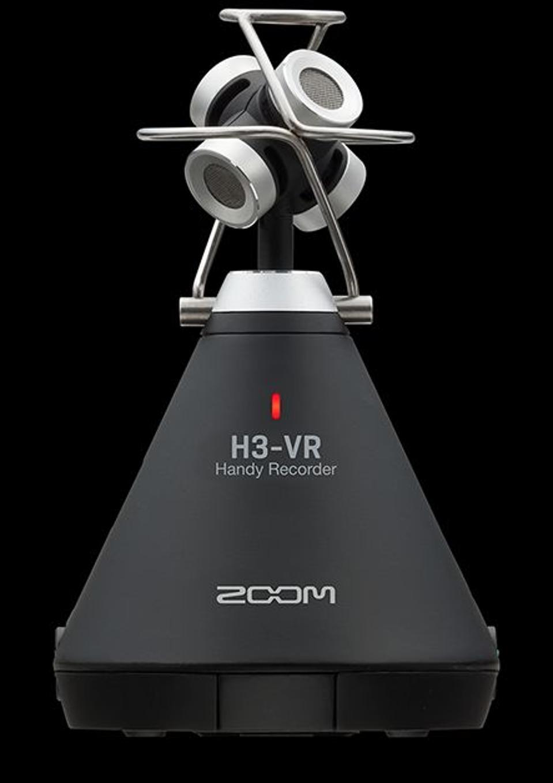 Zoom audio record mic