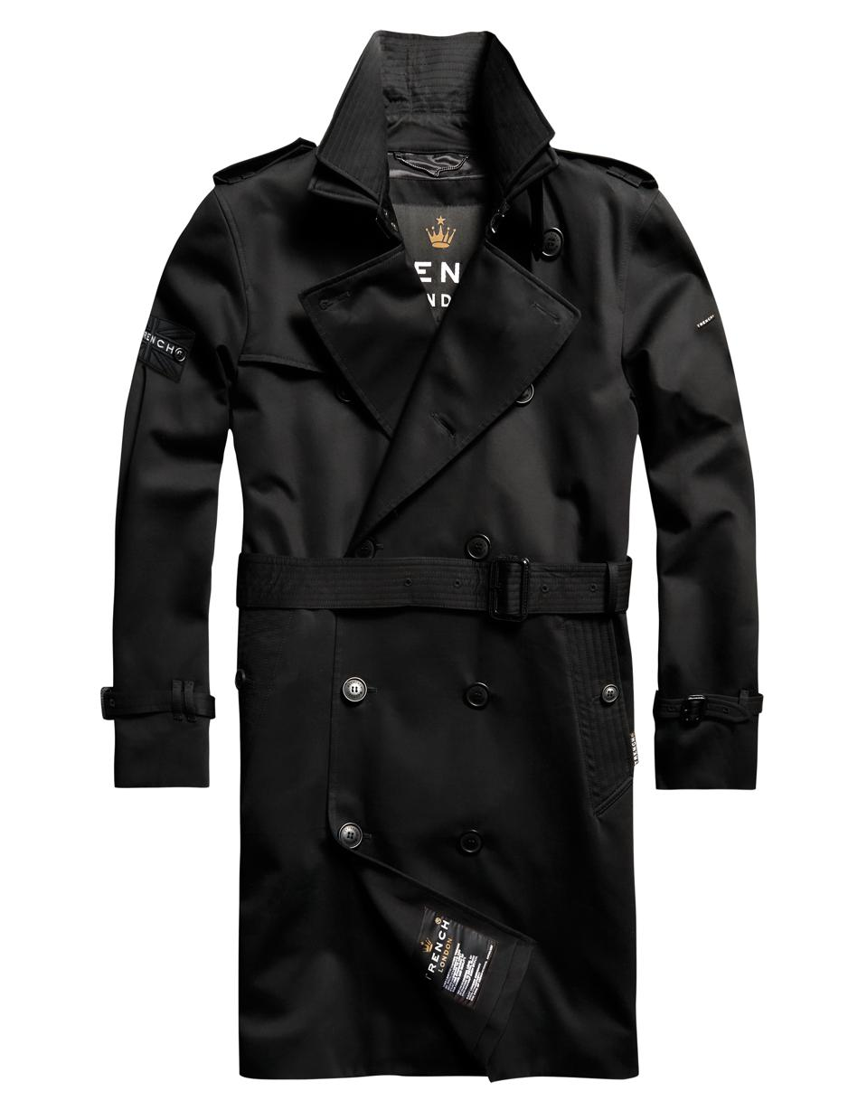 Trench London King Trench Coat