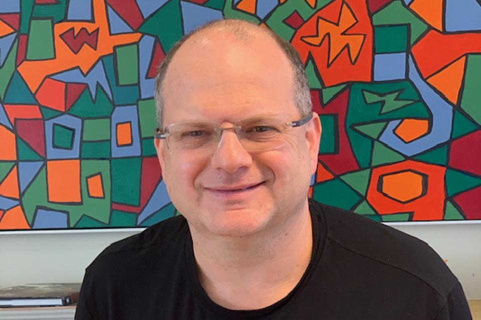 Founder and CEO, Gil Shwed