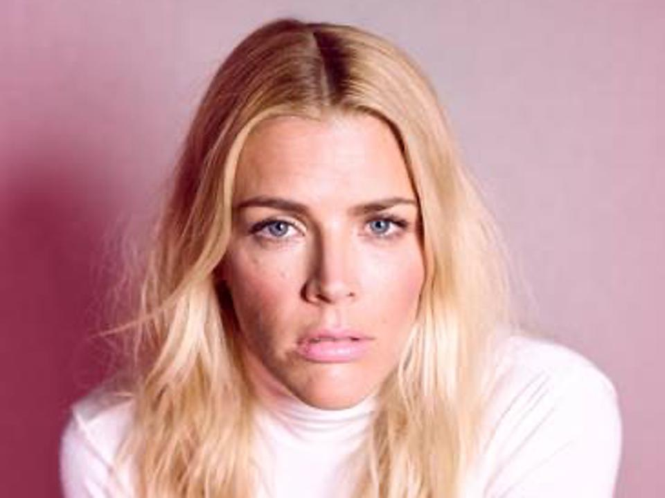 Head shot of Busy Philipps, actor, activist, and supporter of Pandemic of Love.