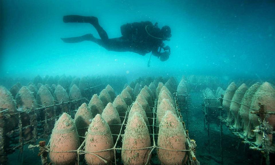 Edivo Navis underwater winery