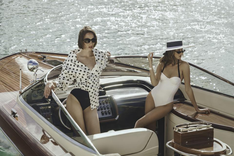 sustainable luxury swimwear