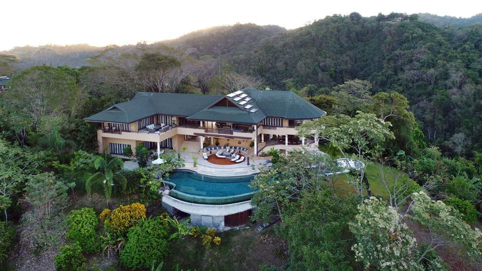 Resort villa in Costa Rica