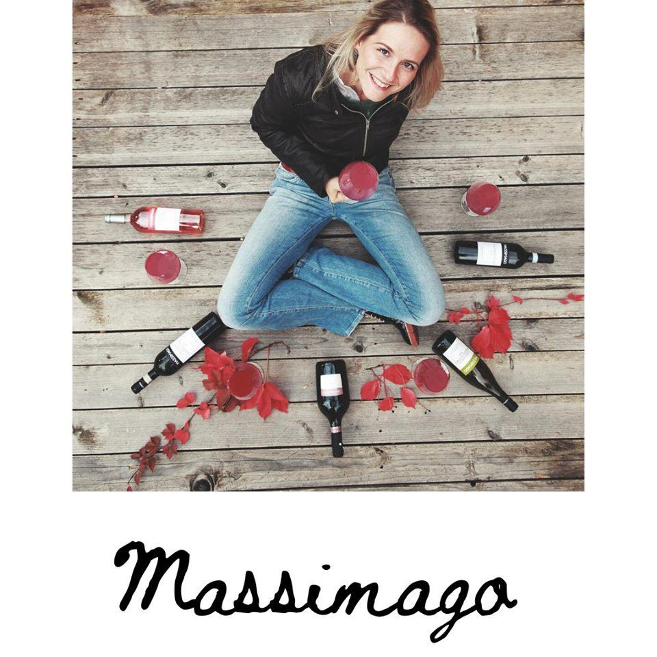 Camilla Rossi Chauvenet, owner and winemaker at Massimago