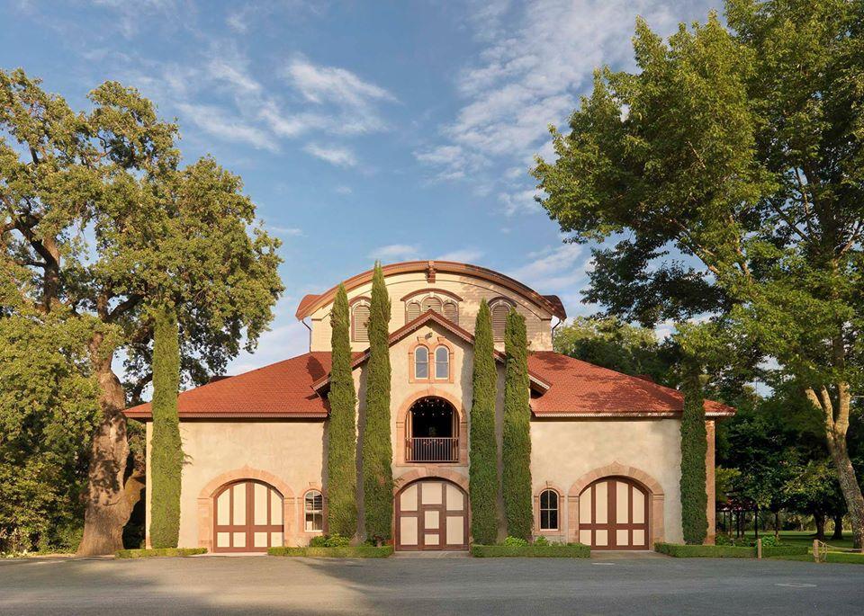 Charles Krug Winery in Napa Valley