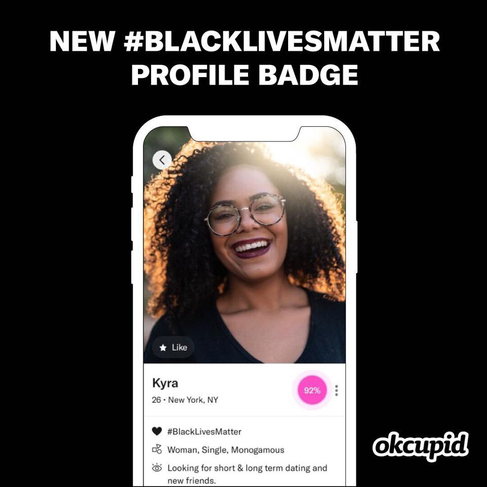 #BlackLivesMatter Badge Announcement