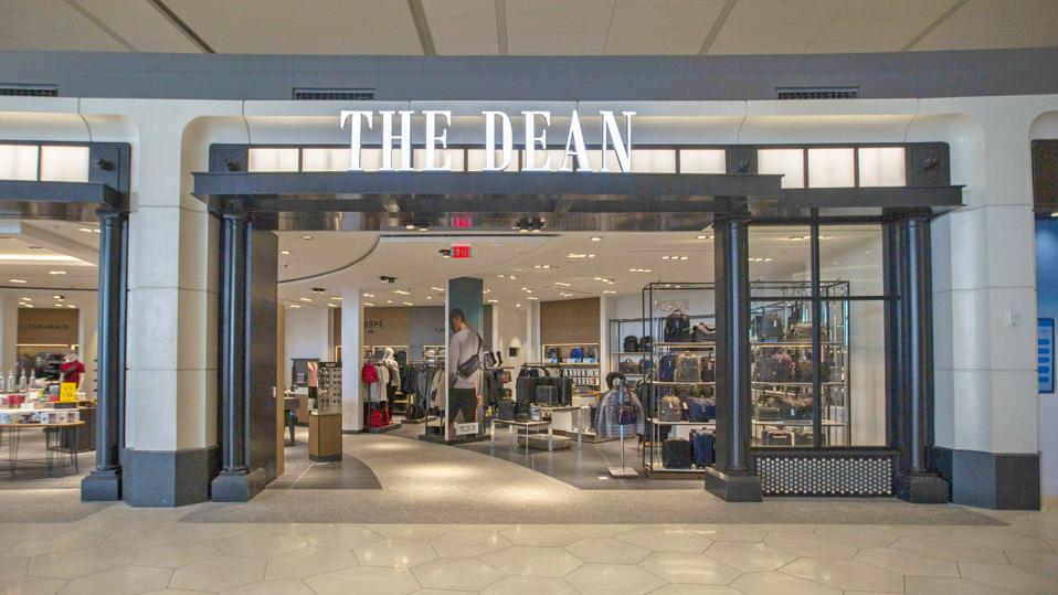 Marshall Retail Group's The Dean stores at LaGuardia