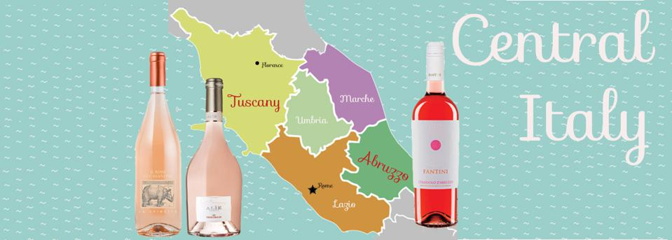 Italy shines on National Rosé Day