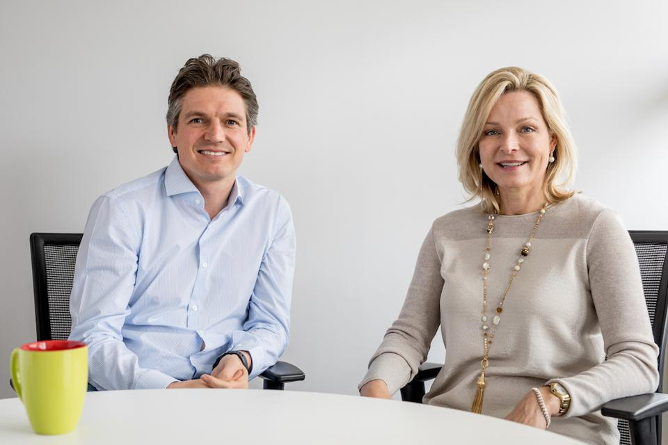 Investing in sustainability, Simon and Kim Morrish