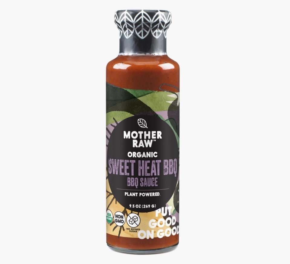 BBQ Sauces Mother Raw organic vegan plant power
