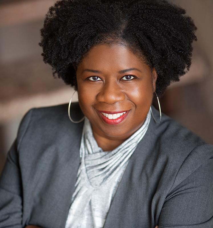 Coils to Locs Co-Founder and President Dianne Austin