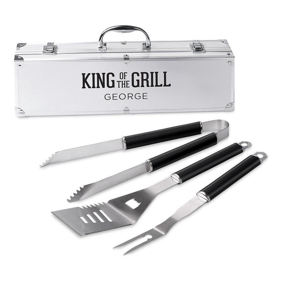 King Of The Grill Tailgating Set