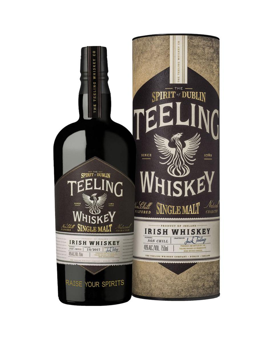 Teeling Single Malt Whiskey Father's Day Edition