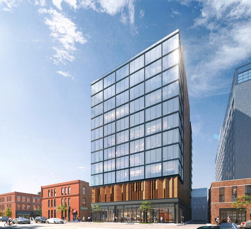 Fulton East is among the first buildings designed for a post-COVID 19 environment.