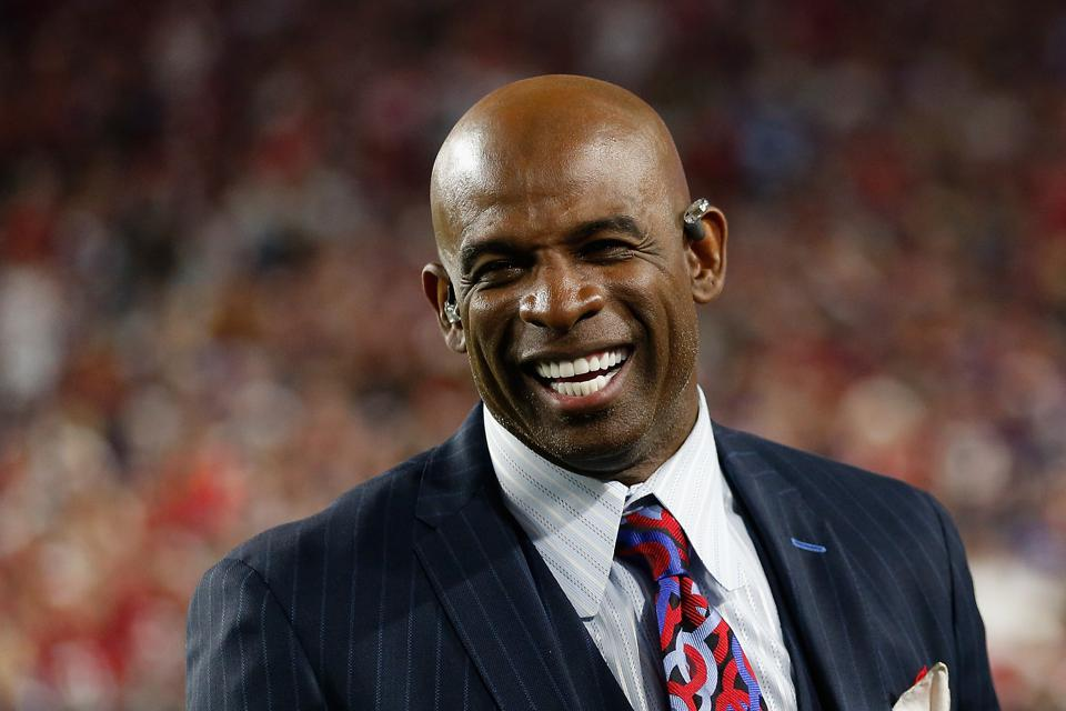 8-time All-Pro Deion Sanders