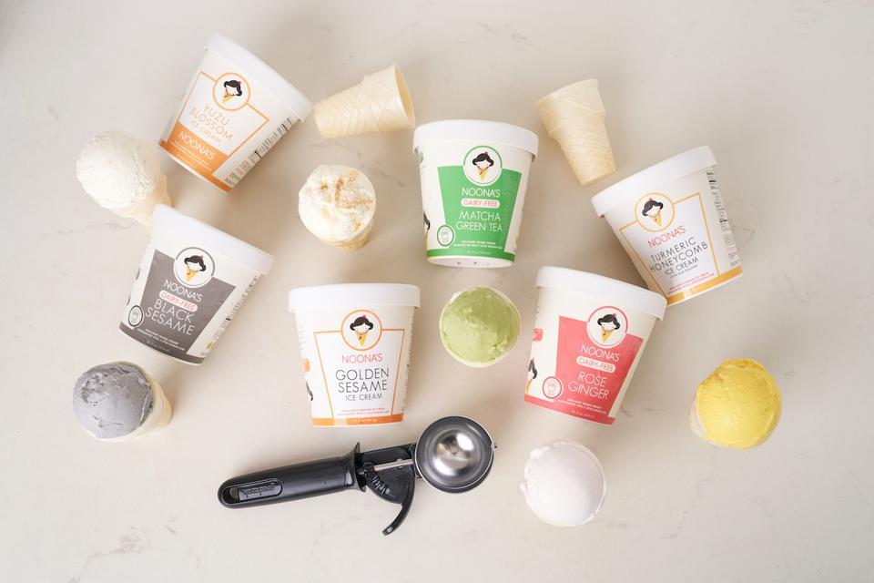 Noona's Ice Cream Pints