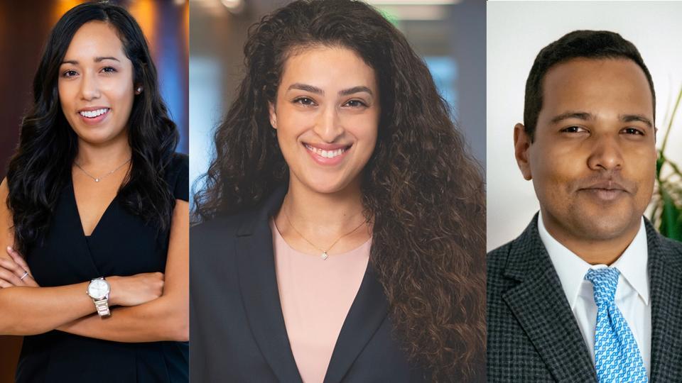 Tatyanna Senel, Yasmina Souri and Alexander Baptiste  are representing LA protestors who are arrested, pro-bono.
