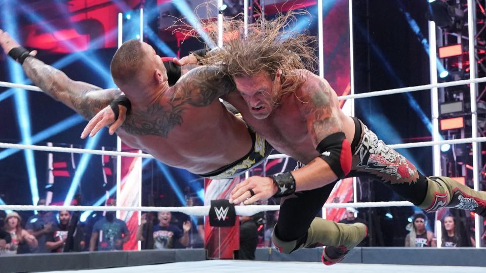 WWE Summerslam 2020: Original Plans For Hall Of Famer Edge 2