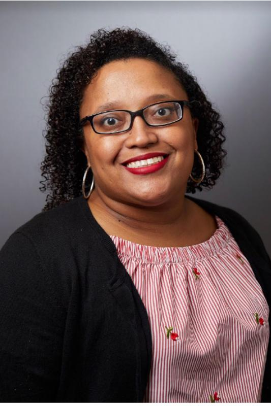 Danielle Jackson MD, MPH Headshot