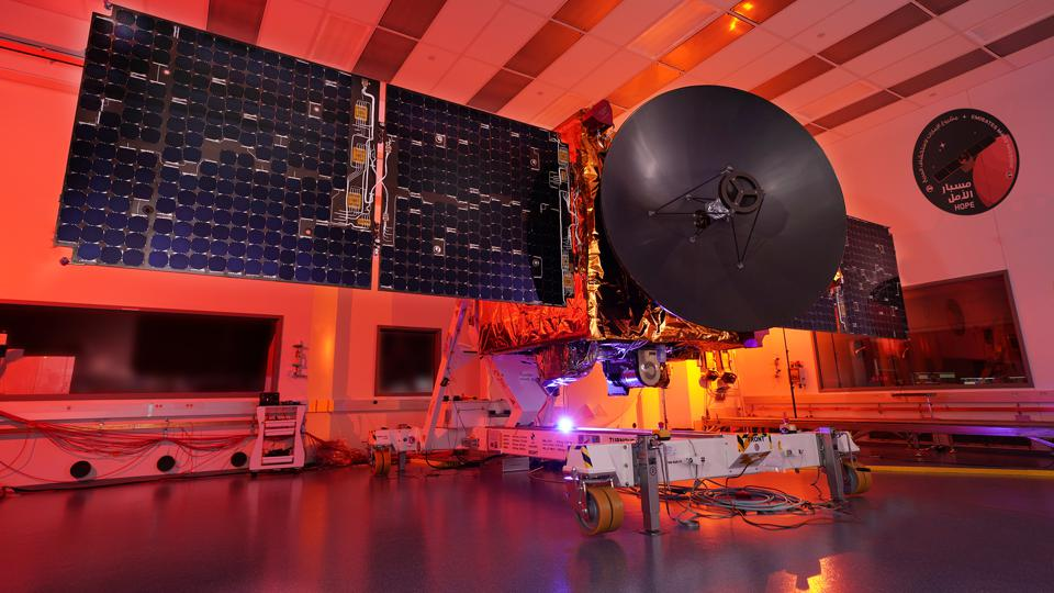 The ″Hope″ probe is being launched as part of the Emirates Mars MIssion.