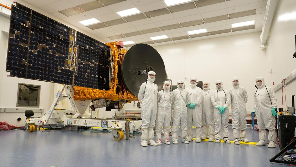 'Hope', the Emirates Mars Mission, will launch from Japan on July 14, 2020.