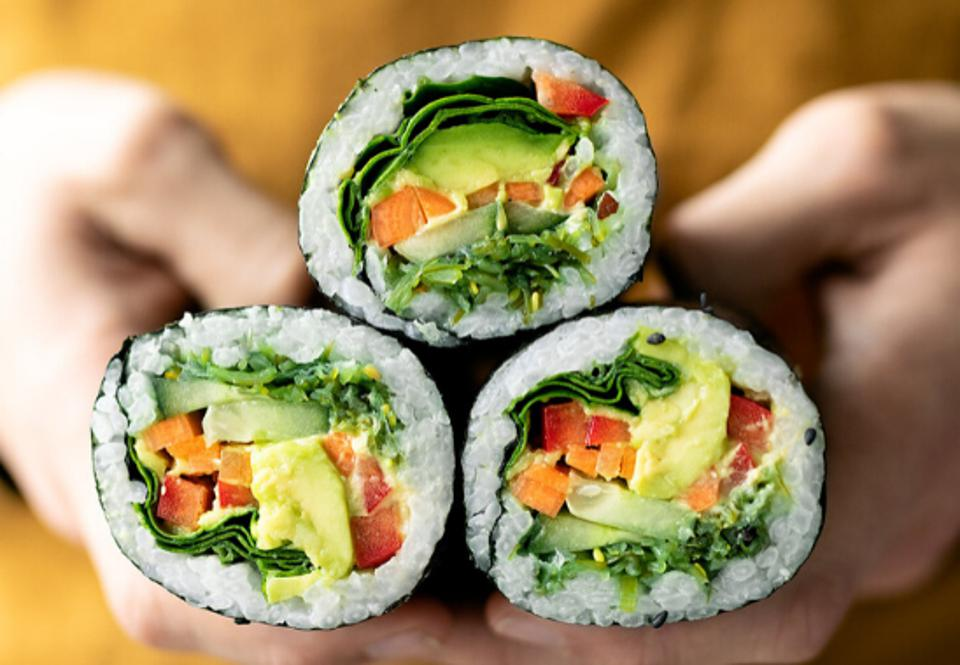 Cocusocial's The Art of Sushi