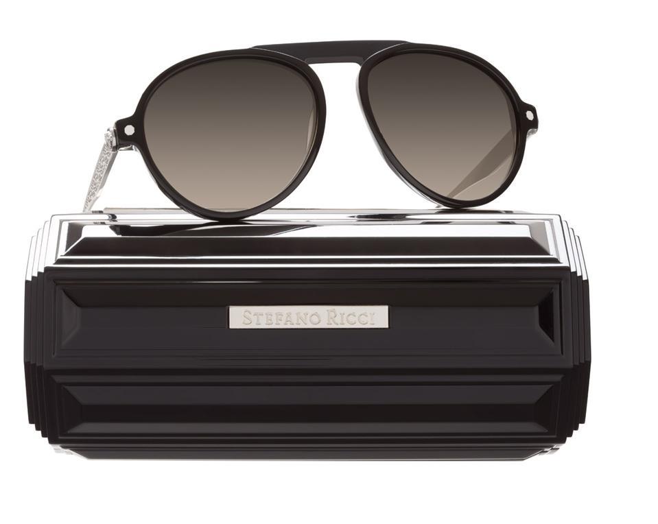 STEFANO RICCI – Legend Sunglasses  S.p.A.  SG20P_MEACET_N999